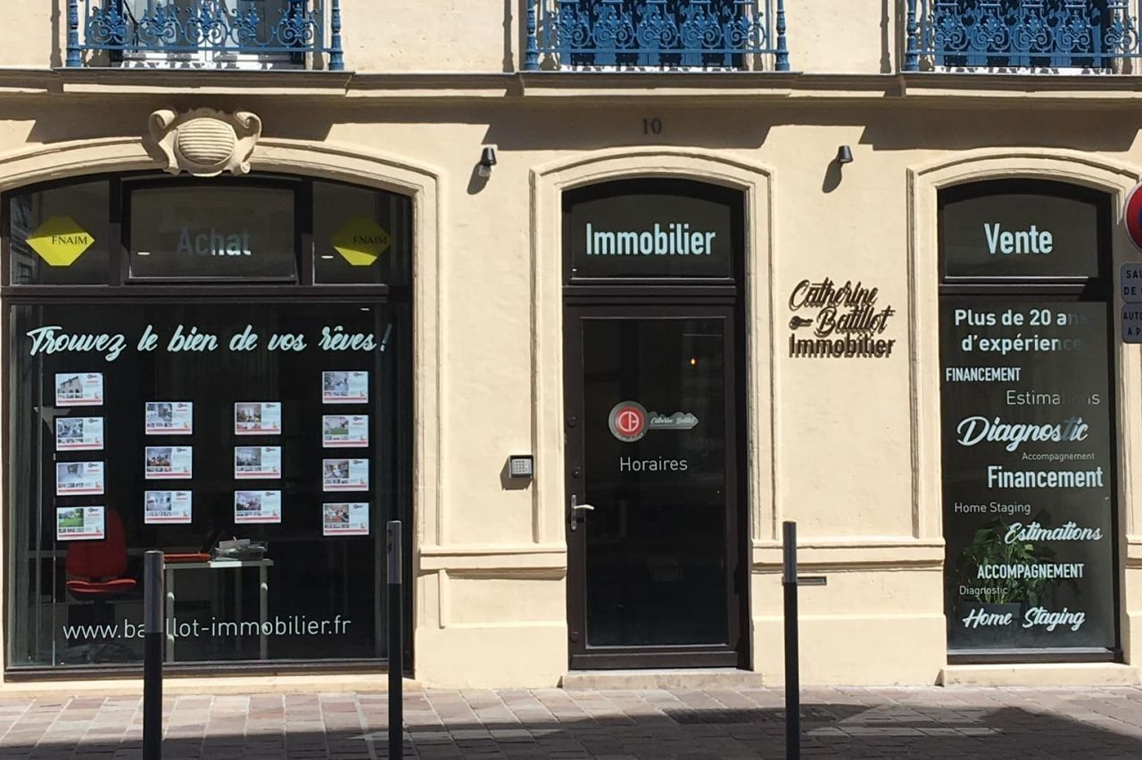 Catherine Batillot Immobilier