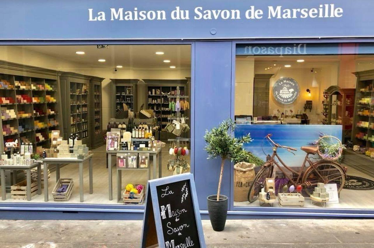 La Maison du Savon de Marseille ラ メゾン ド サボ …