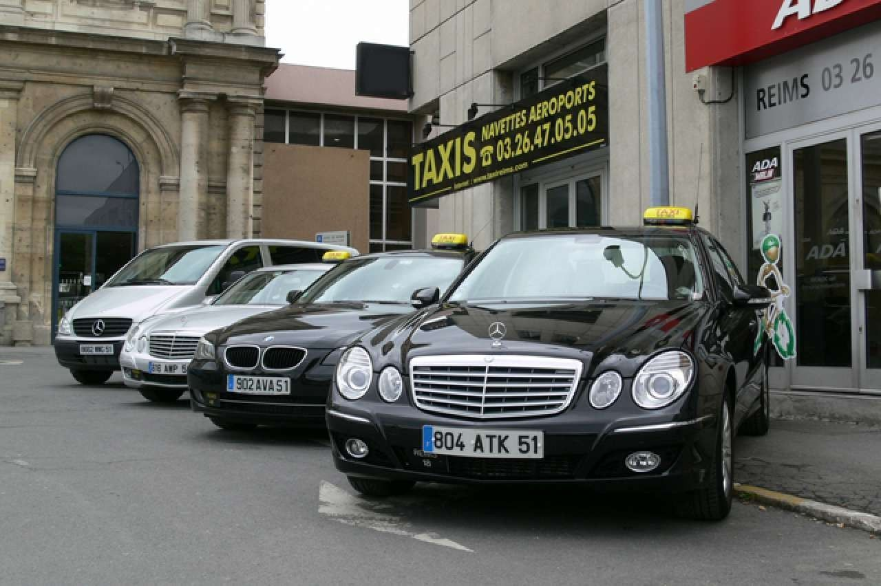 LES TAXIS DE REIMS - Commerce Reims - Boutic photo 1