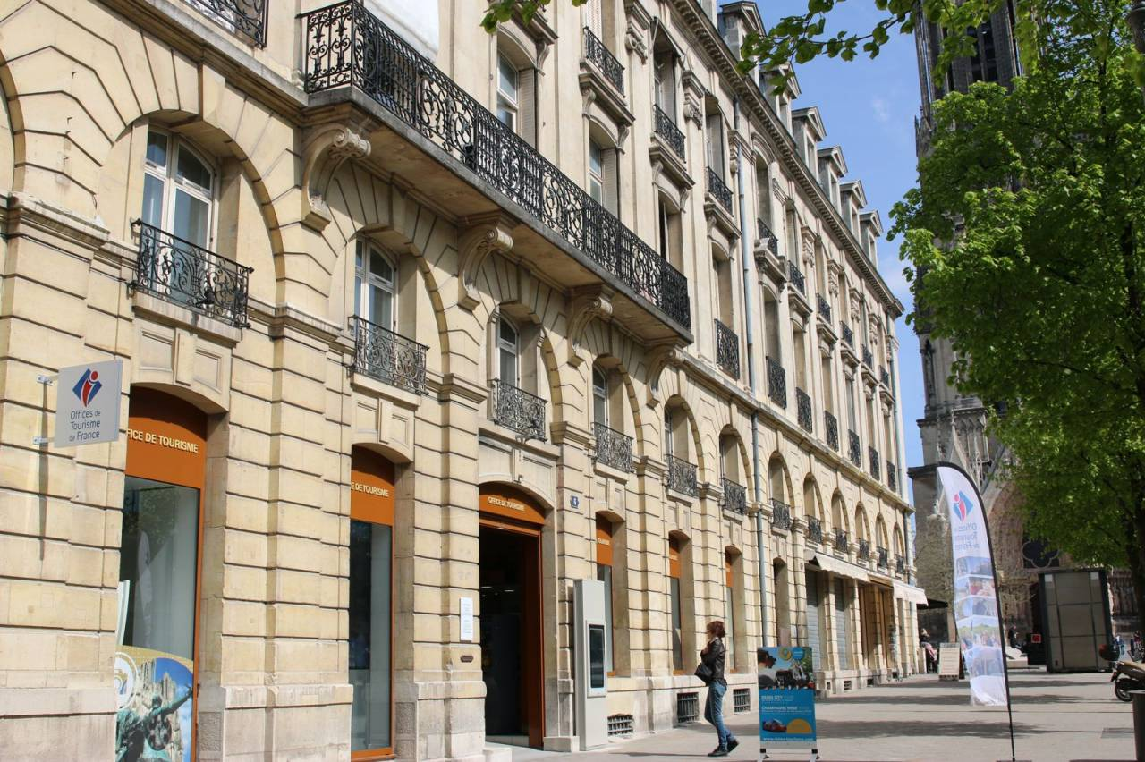 Office de tourisme du grand reims reims - Office du tourisme vendays montalivet ...