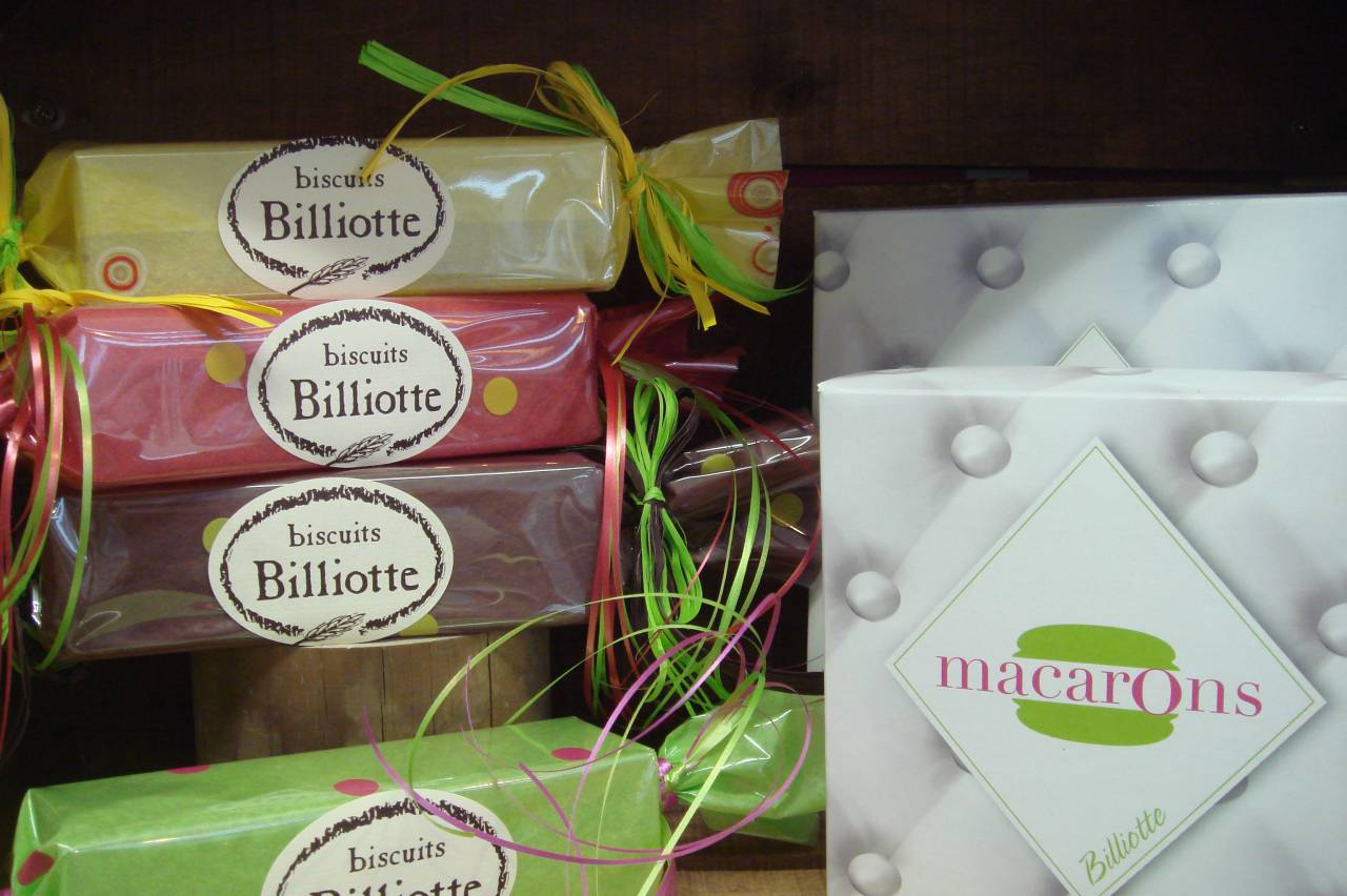 BISCUITS BILLIOTTE - Commerce Reims - Boutic photo 3