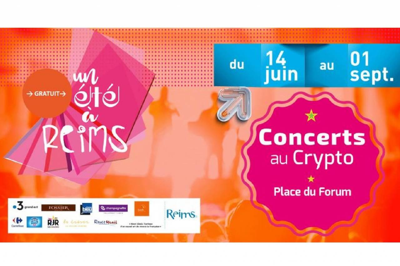 Reims : Concerts au cryptoportique