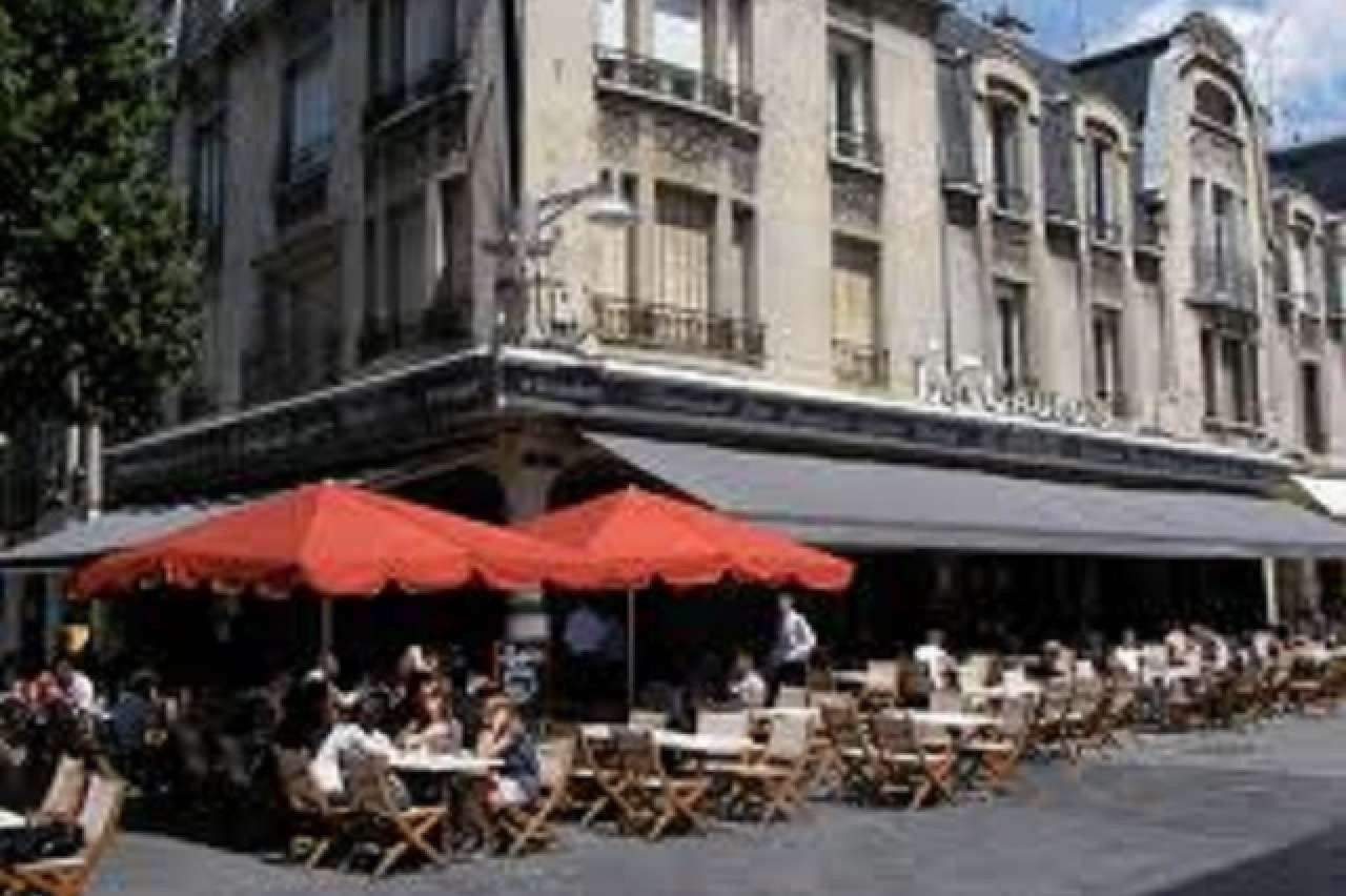 Le gaulois reims restaurants h tels bars brasseries - Le jardin reims restaurant ...