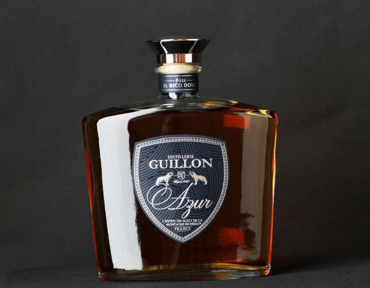 Distillerie Guillon - Azure - long et gourmand