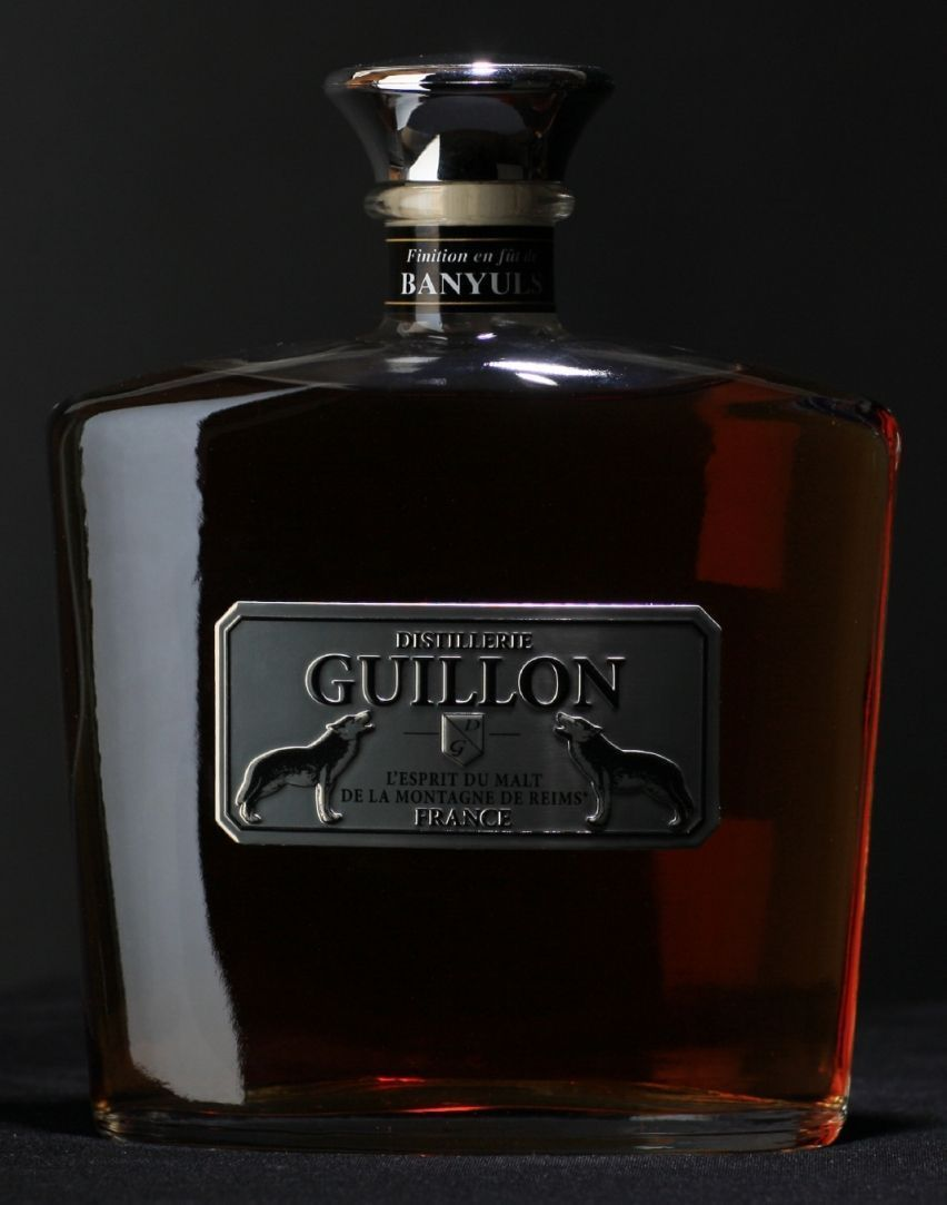 Distillerie Guillon - Finition Banyuls - Riche & Rond