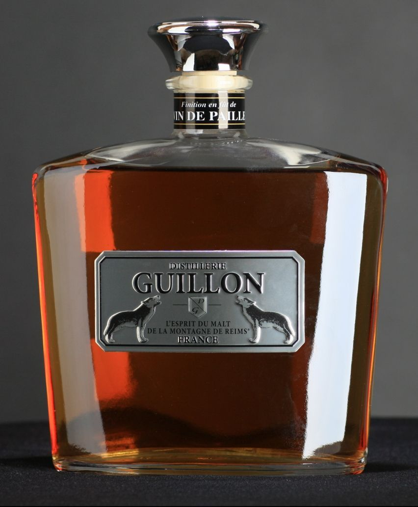 Distillerie Guillon - Finition vin de Paille - Franc et épicé