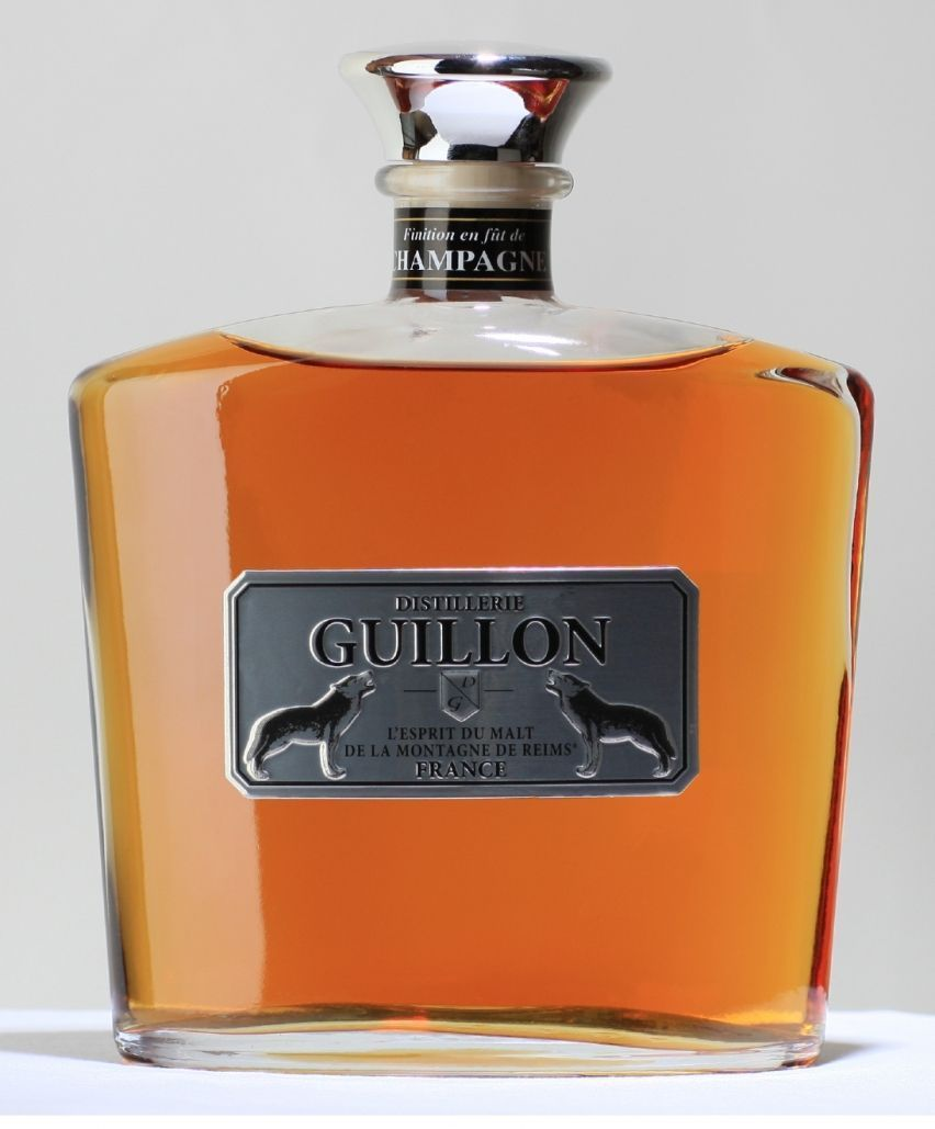 Distillerie Guillon - Finition Champagne - Sec & Floral