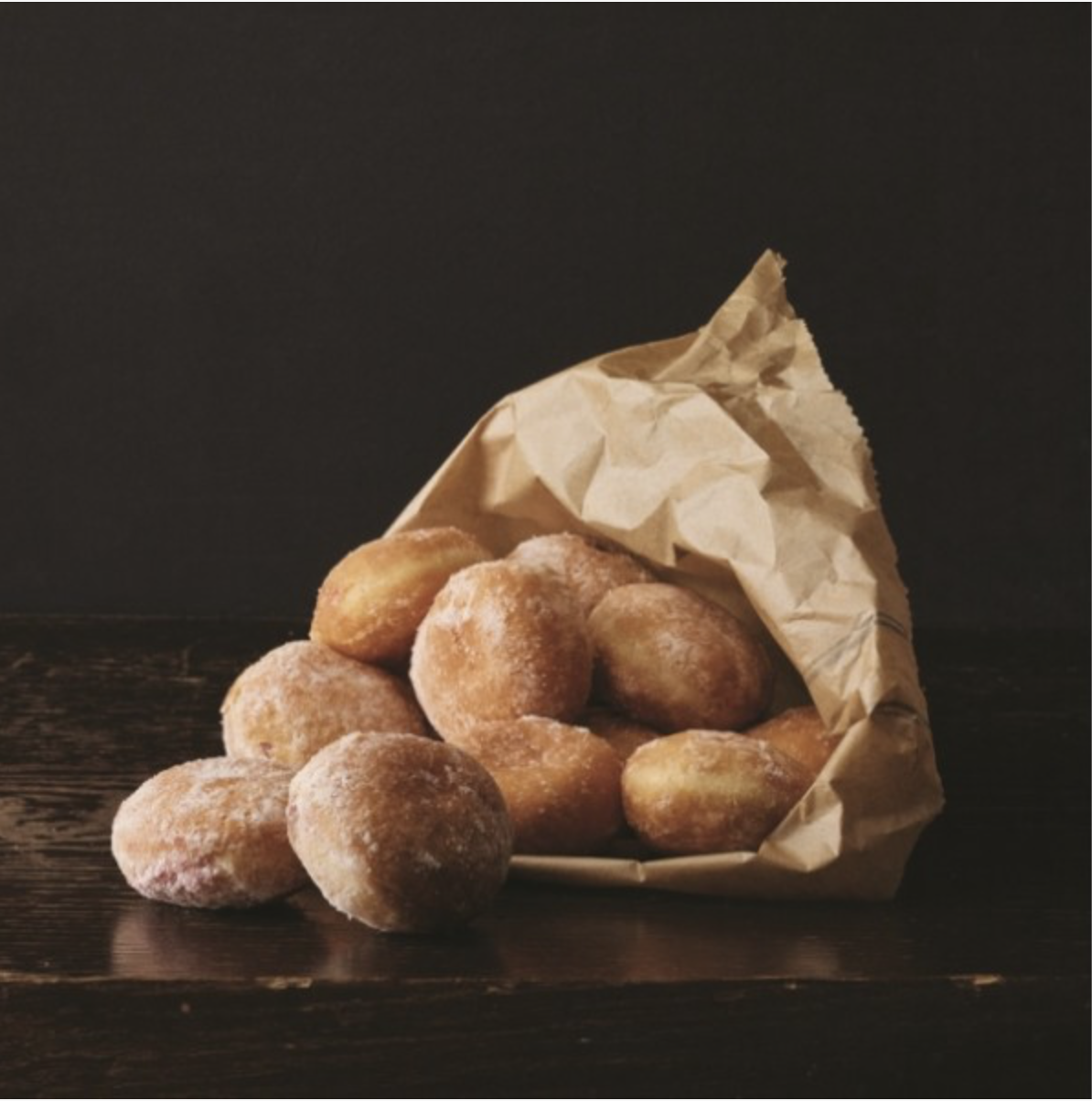 Boulangerie PAUL - lot de 10 mini-beignet nature