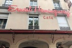 ERNEST HEMINGWAY - Restaurants / Hôtels / Bars / Brasseries Reims
