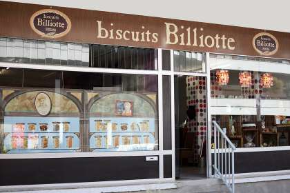 BISCUITS BILLIOTTE - commerces Reims