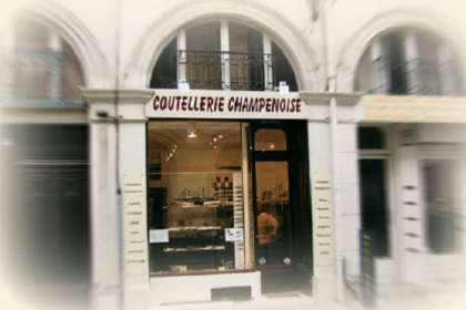 COUTELLERIE CHAMPENOISE - commerces Reims