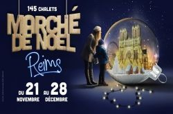 Chalet animations - Marché de Noël Reims