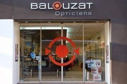 BALOUZAT OPTICIENS - commerces Reims