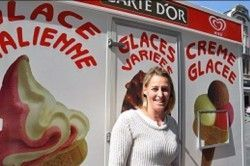 Glaces Freddy - commerces Reims