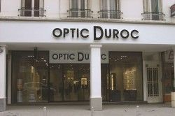 OPTIC DUROC - commerces Reims