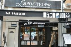 L'APOSTROPHE - Restaurants / Hôtels / Bars / Brasseries Reims