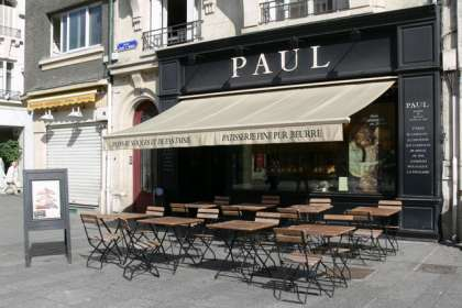 PAUL - commerces Reims