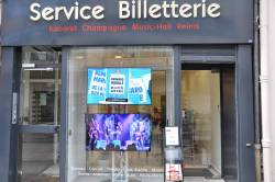 La Billeterie du Spectacle - commerces Reims