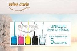REIMS COPIE - commerces Reims
