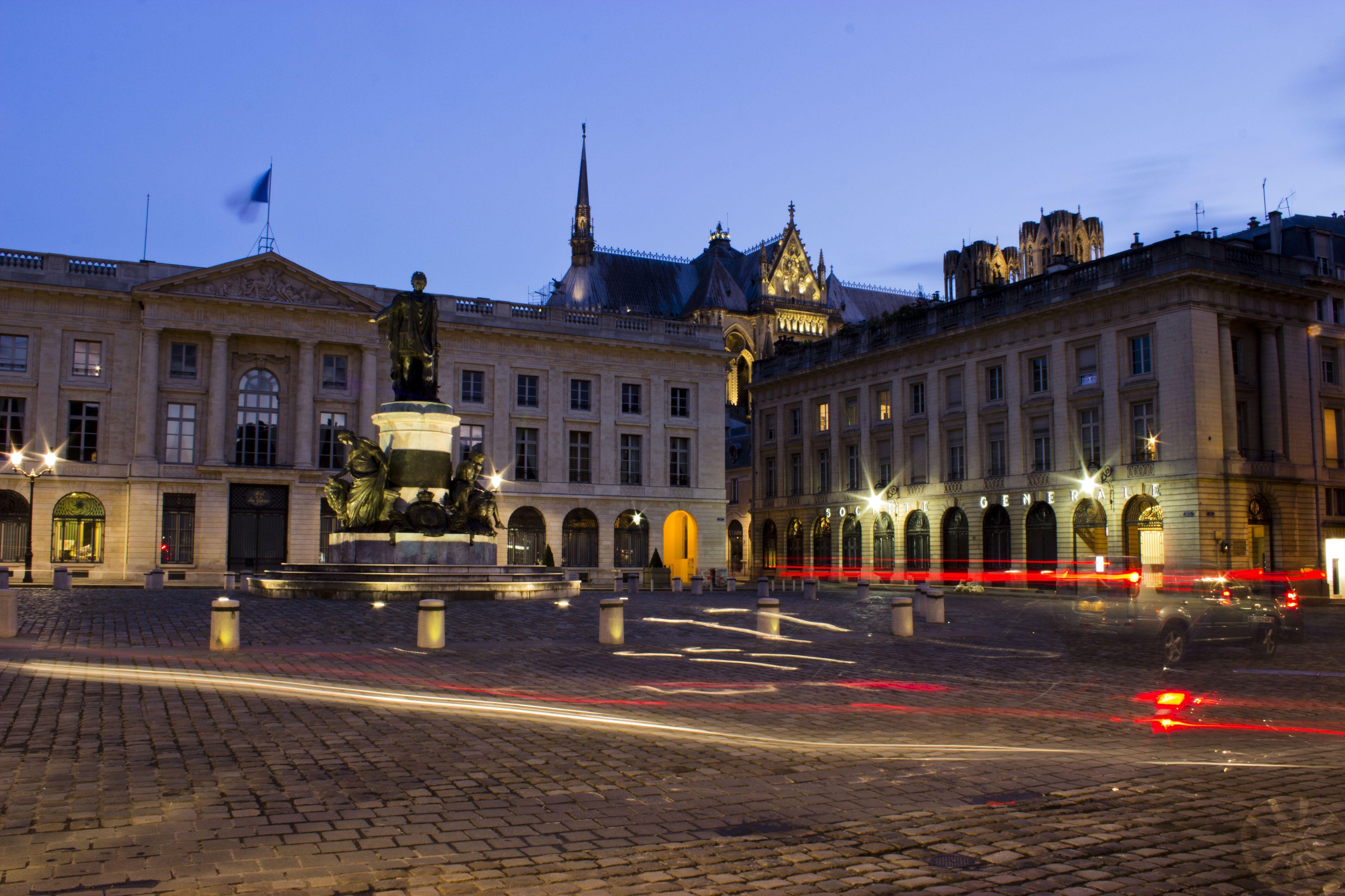 La ville - Piscine reims ...